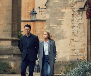 matthew goode, teresa palmer, and a discovery of witches image