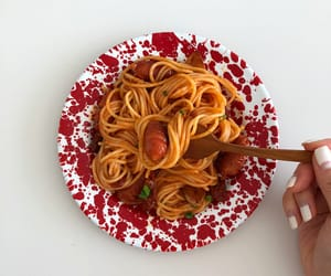 countries, food, and noodles image