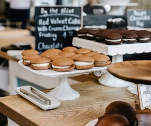 bakery, desserts, and hipster image