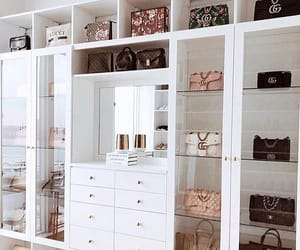 bag, closet, and gucci image