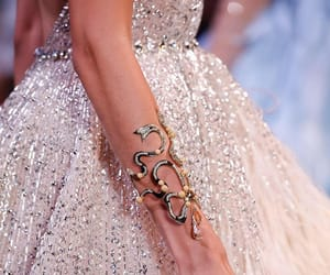 bracelet, Couture, and dress image