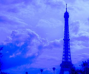 aesthetic, travel, and blue image