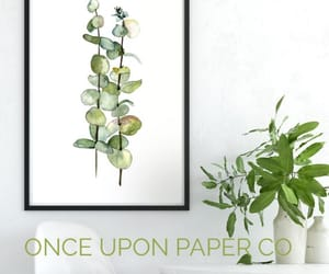 etsy, botanical print, and instant download image