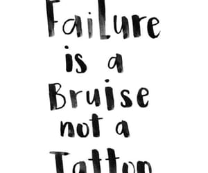 failure, Tattoos, and tumblr image