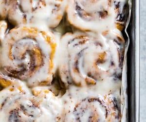 aesthetics, buns, and Cinnamon image