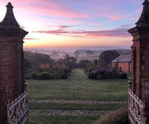 country, england, and Country House image