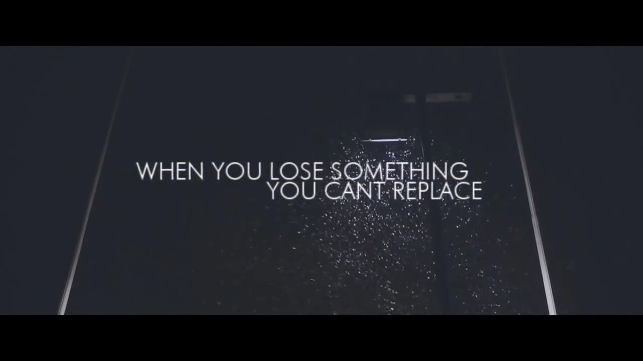 When you lose something you can't replace! Coldplay-Fix you 😍