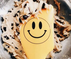 baking, cookie dough, and yellow image