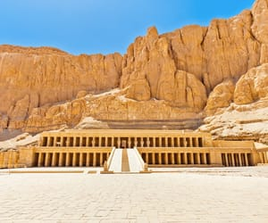 egypt, luxor, and travel image