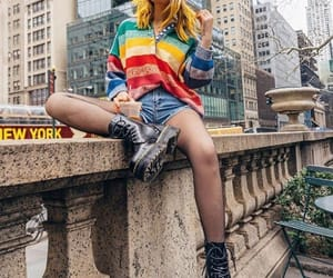 colorful, doc martens, and icon image