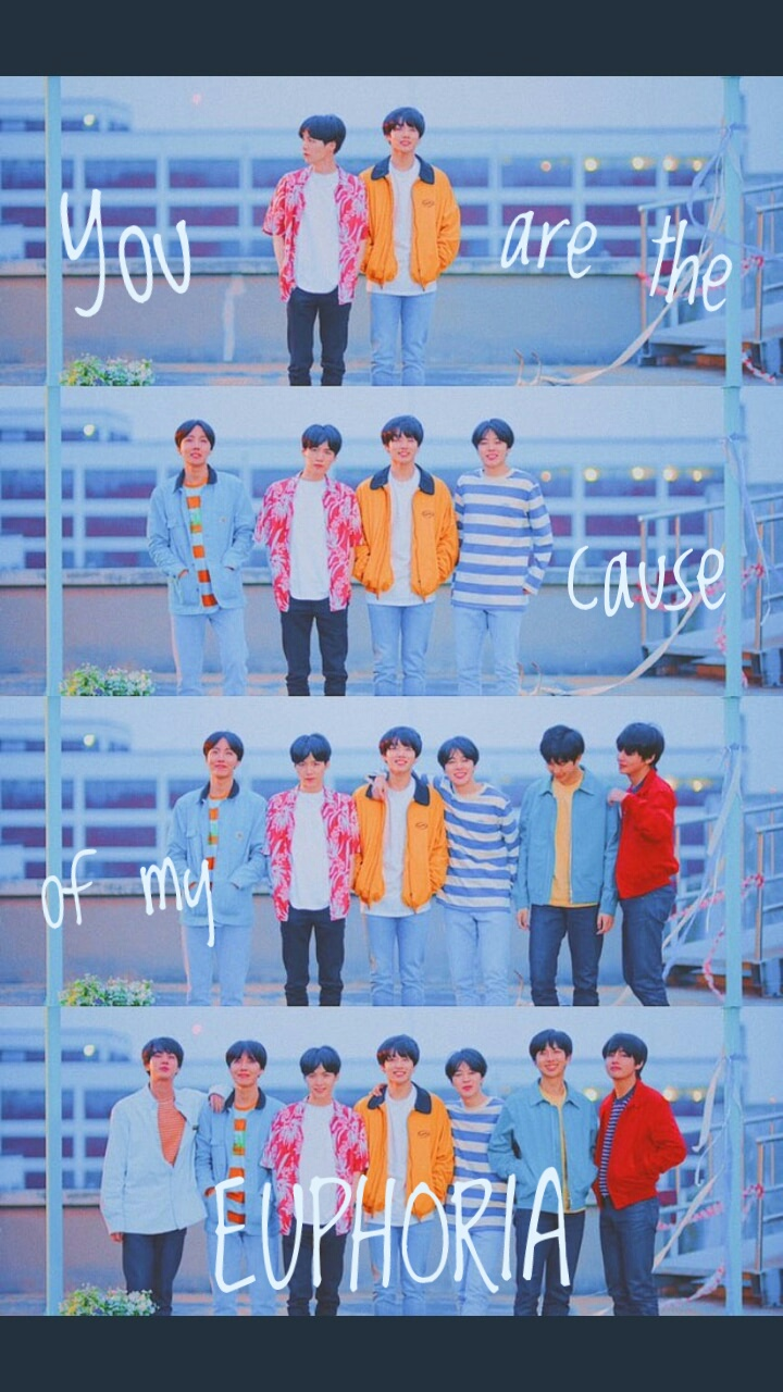 Bts Euphoria Wallpaper Shared By Eliza On We Heart It
