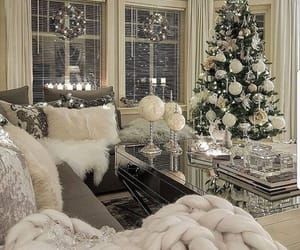 decoration, interior, and christmas image