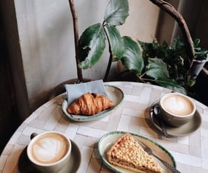 aesthetic, cafe, and delicious image