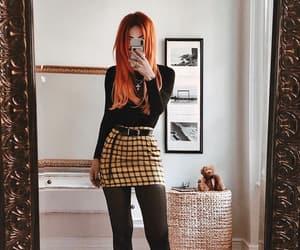 fashion, black, and blogger image