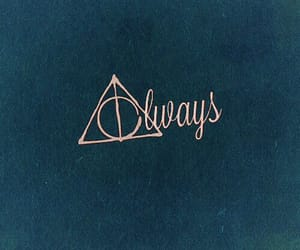 always, background, and harry potter image
