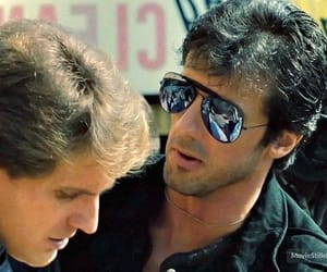 hero, sly, and hollywood image