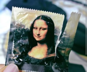 alternative, mona lisa, and art image