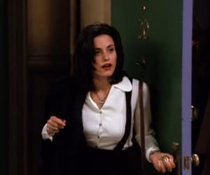 90s, aesthetic, and Courteney Cox image