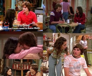 70s, teens, and tv show image