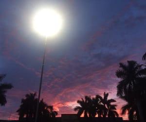 beautiful, nuvem, and sky image