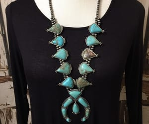 etsy, navajo, and turquoise jewelry image