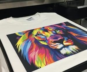 custom printing services, t shirt screening, and embroidery houston image