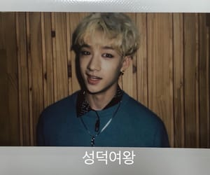 Chan, polaroid, and stray kids image