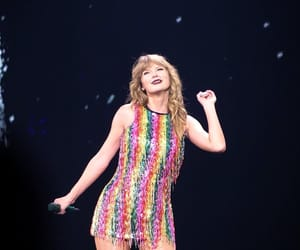 happy, smile, and Taylor Swift image