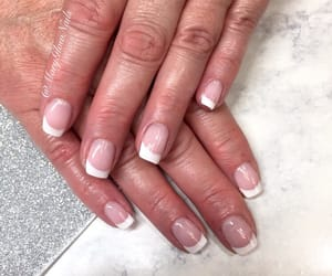 french, italy, and nails image
