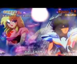 Saint Seiya, video, and youtube image