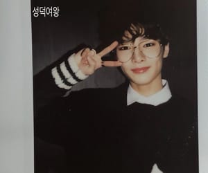 in, polaroid, and jeongin image