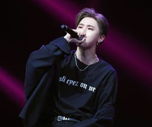k-pop, i.m, and changkyun image