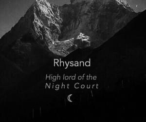 background, lockscreen, and rhysand image