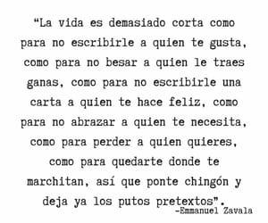 quotes, vida, and wait image