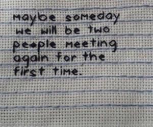 sad, someday, and tired image