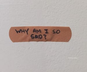 sad, quotes, and aesthetic image