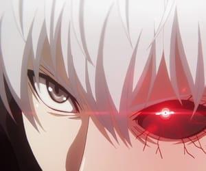 kaneki, anime, and tokyo ghoul image