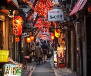 japan and street image