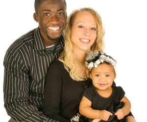 dating, interracial, and interracial couple image
