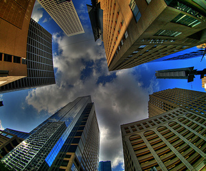 buildings, photography, and sky image