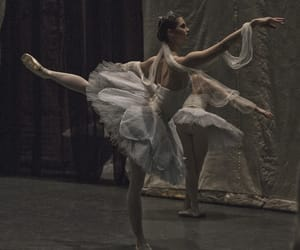ballet and girls image