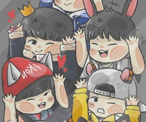 cutie, Ikon, and fanart image