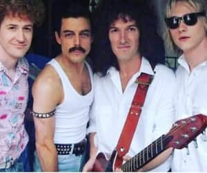 bohemian rhapsody and Queen image