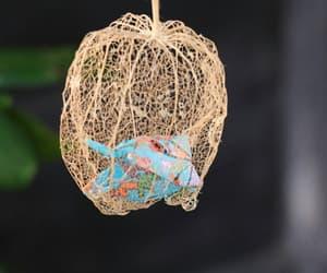 art, leaf, and japan image