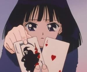 anime, sailor moon, and 90s image