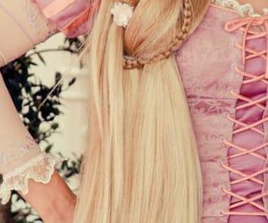 aesthetic, rapunzel, and disney image