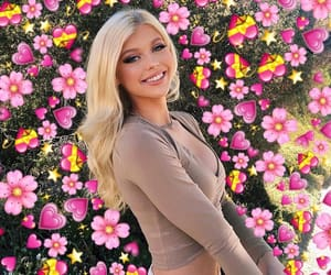 beauty fashion girl, loren gray, and lovely like dress image
