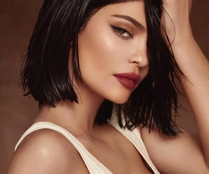 beauty, kkw x kylie cosmetics, and new image