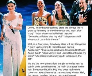 broadway, choir, and musicals image