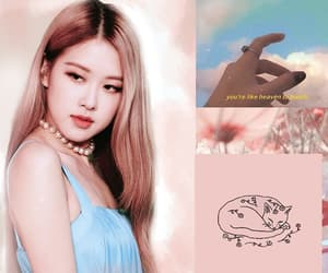 Collage, blackpink, and header image